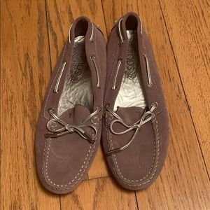 """Tod's """"Laccetto Gommini"""" Driving Loafer"""